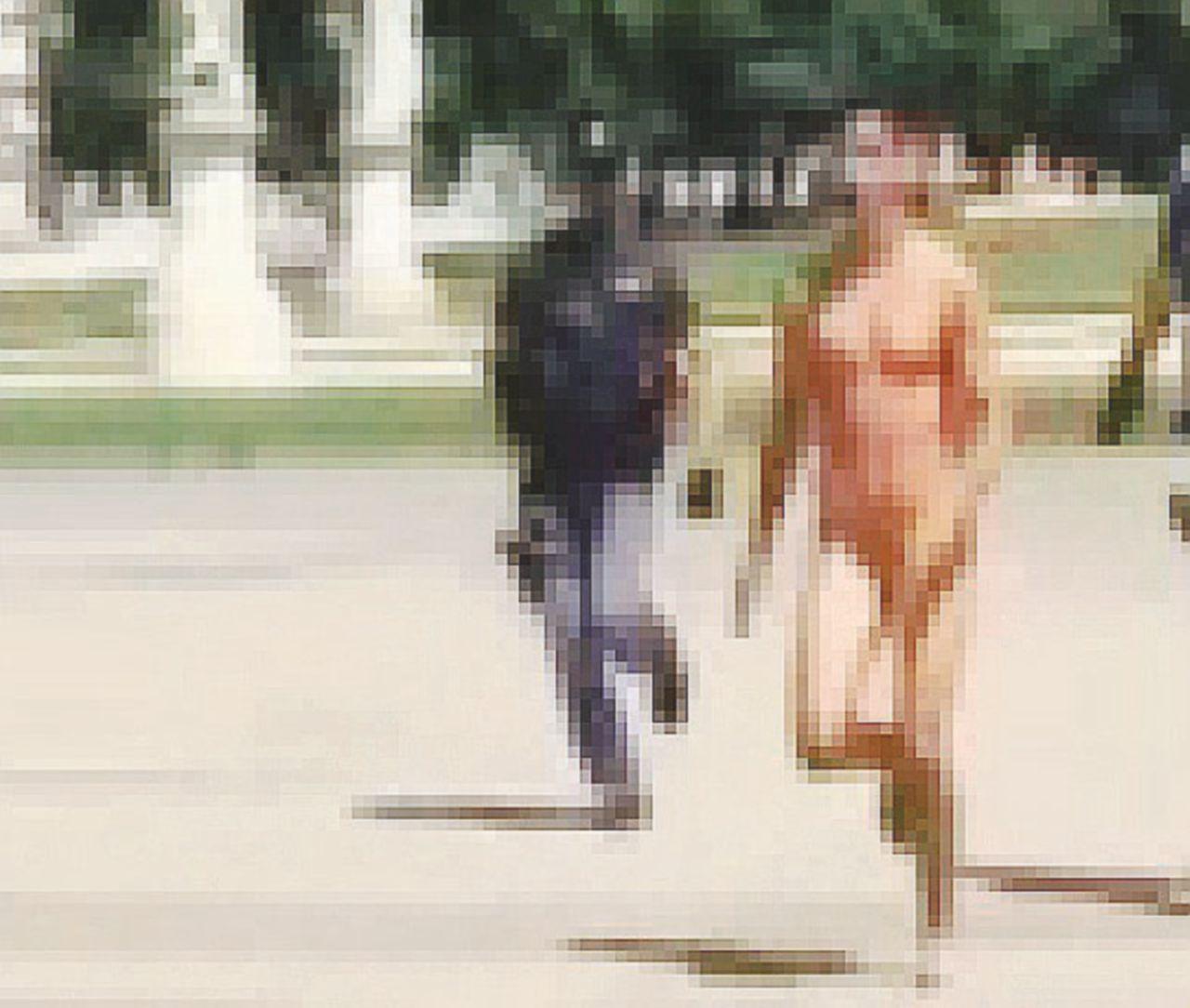 Urla Allah è grande, poi si spoglia e corre nudo per Padova