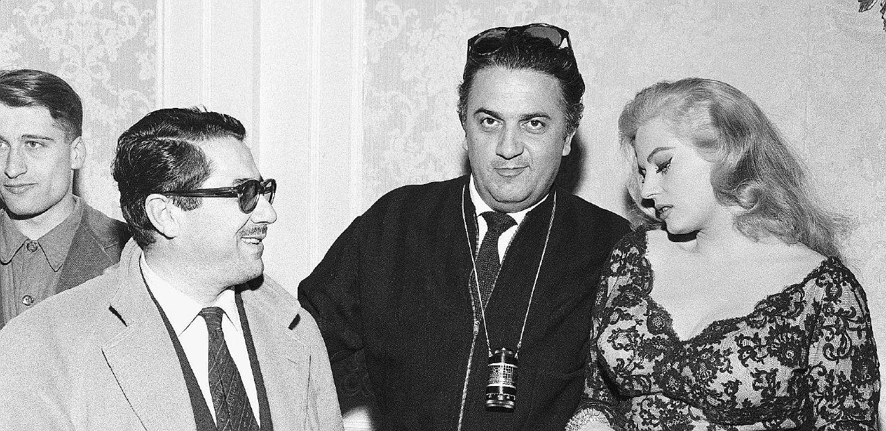 """E lo """"sceicco"""" Fellini guastò il fegato a Flaiano"""
