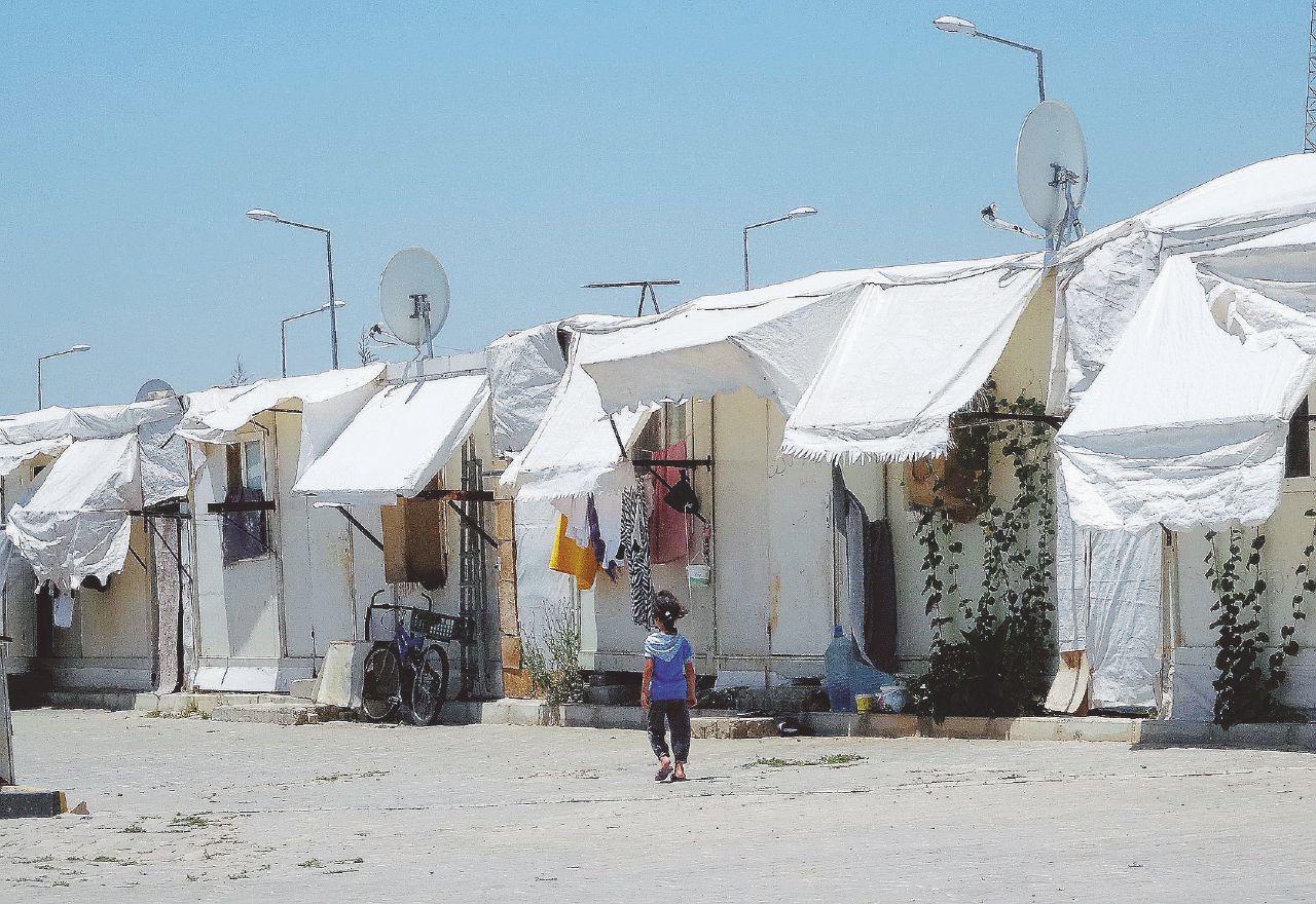 """In Turchia con i siriani """"Non torneremo a casa"""""""