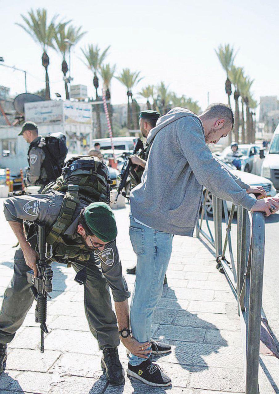 """""""O fate come Israele o vinceranno i terroristi"""""""