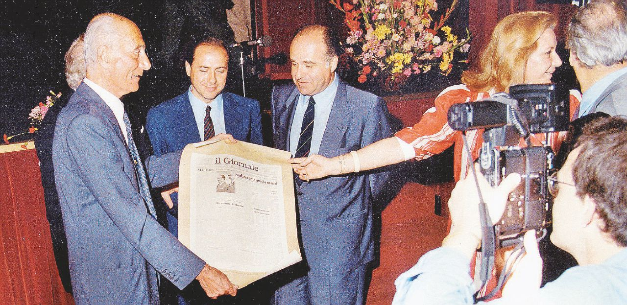 "Craxi: ""Indro merdolina…"". Silvio: ""Lo mando a cacare"""