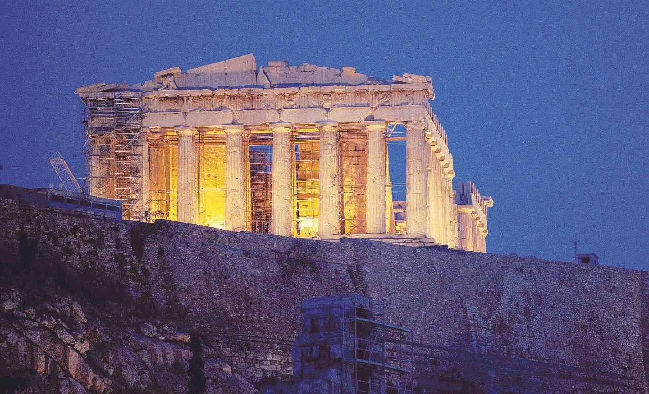 E adesso restituiamo i fregi del Partenone