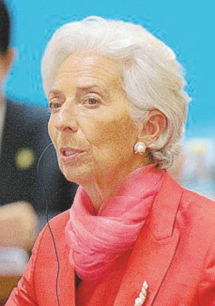 Christine Lagarde andrà a processo per l'affare Adidas