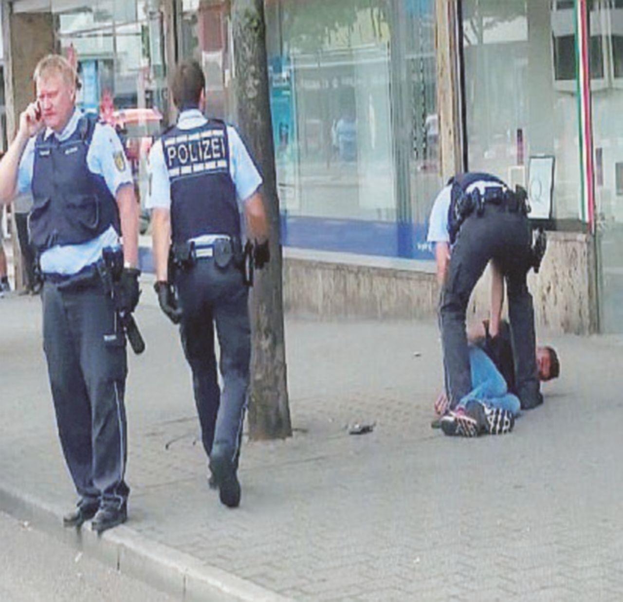 Germania, un altro delitto della follia