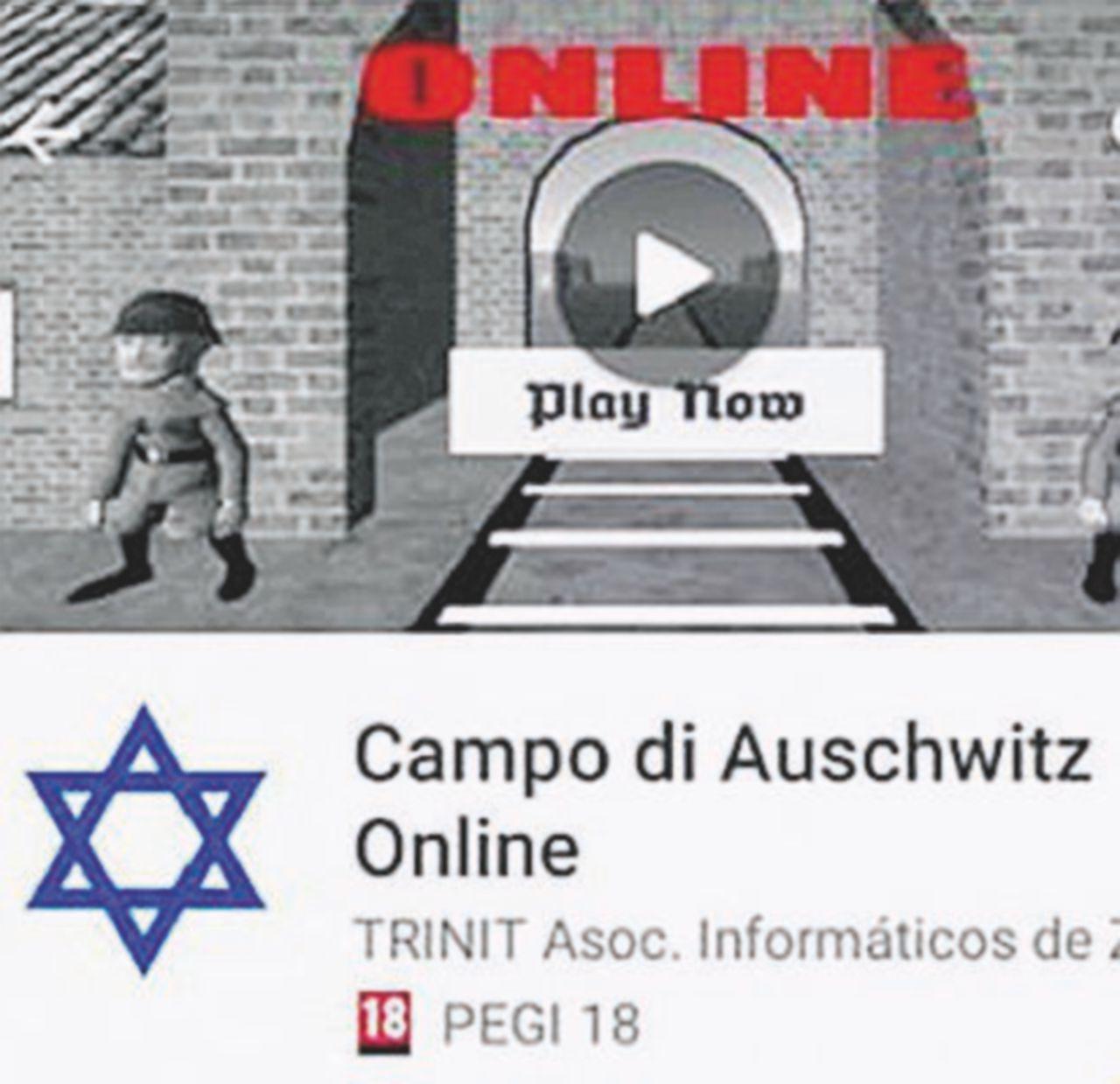 """""""Auschwitz, non è umano chi ci gioca o lo permette"""""""