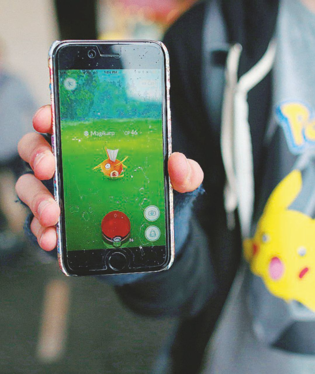I tossici del Pokemon vanno solo a caccia dei mostri sbagliati
