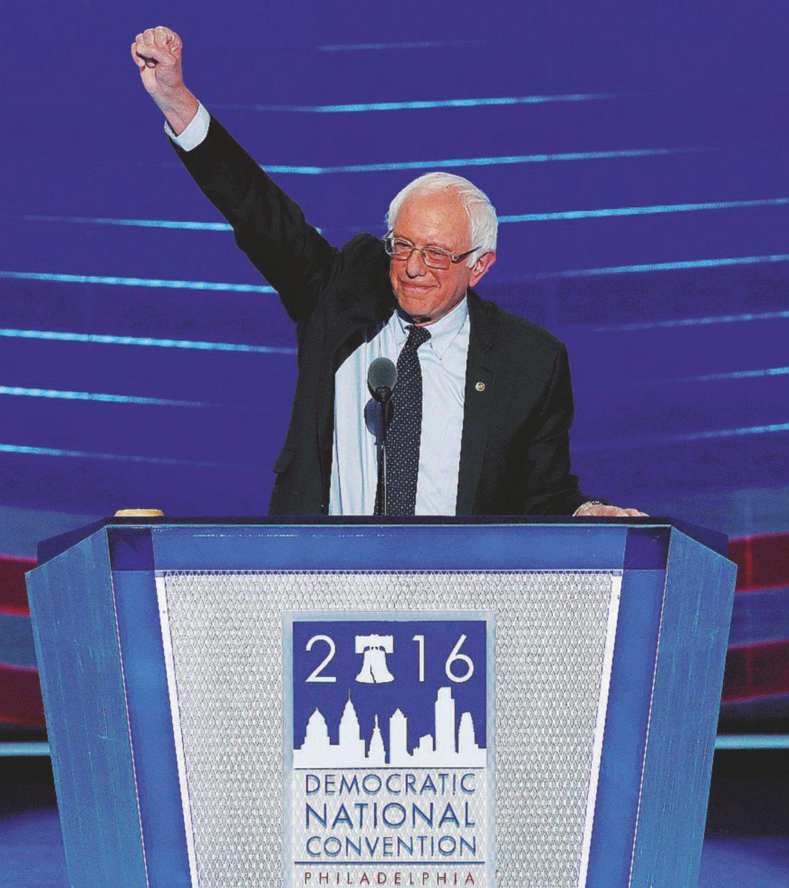 """Sanders a Hillary: """"Devi fermare Trump il bullo"""""""