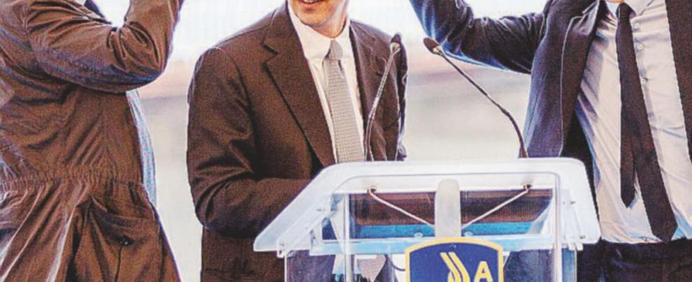 """Renzi: """"A3 finita"""". Ma è falso"""