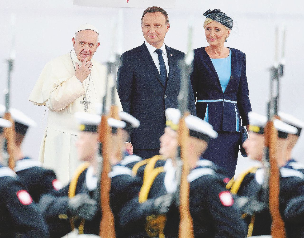 """""""È guerra, ma di dominio. Le religioni vogliono pace"""""""