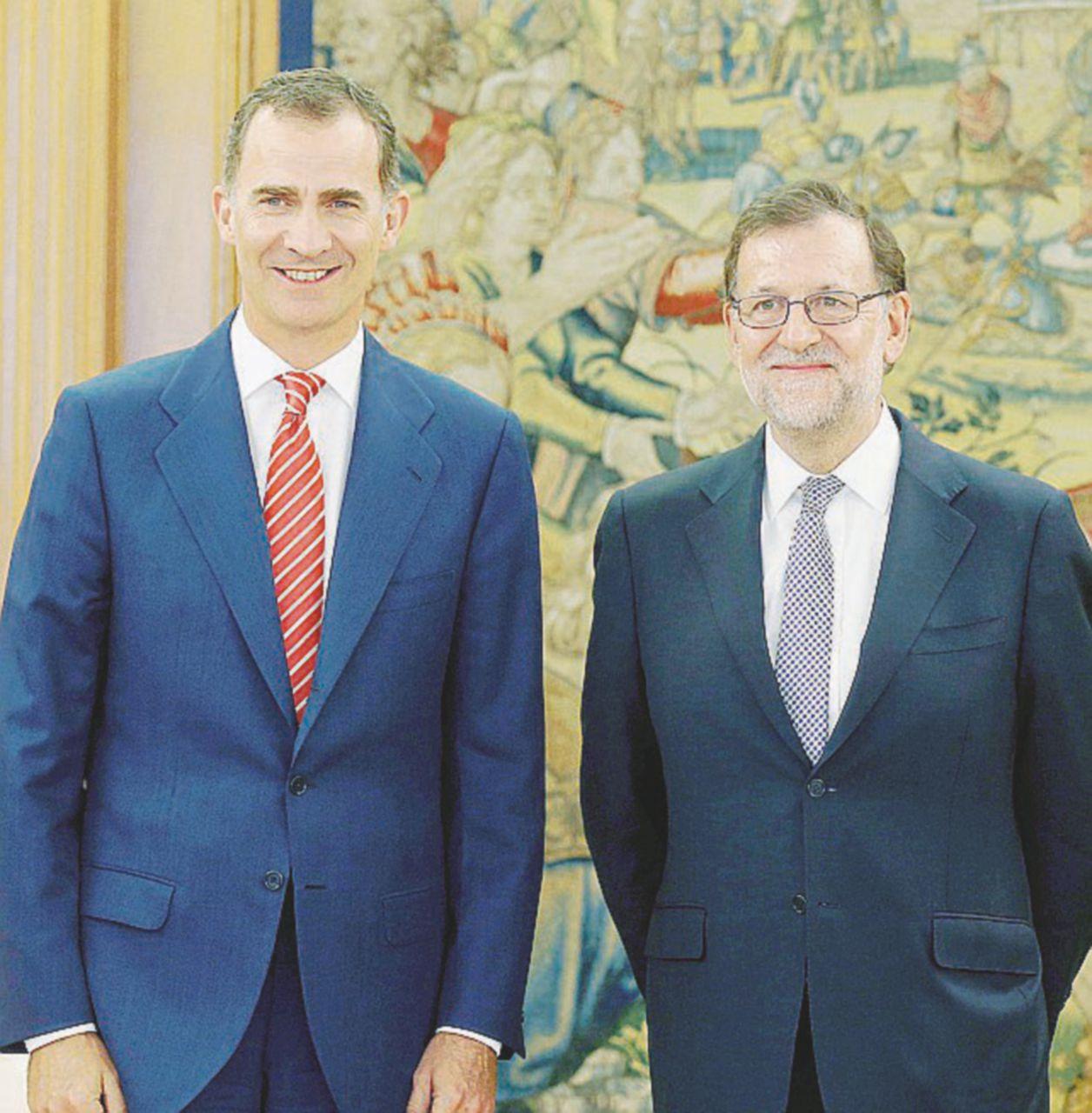 All'italiana: incarico esplorativo a Rajoy