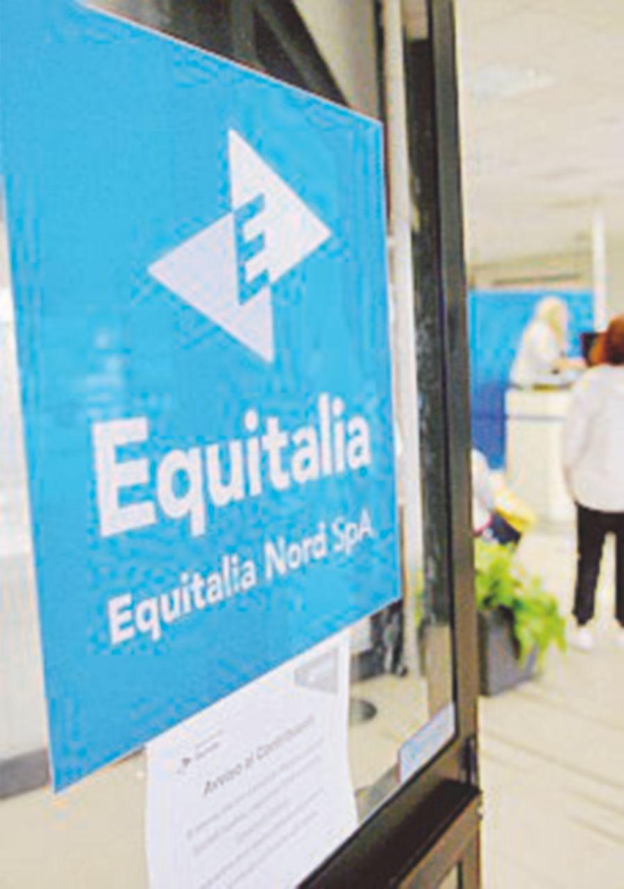 Equitalia e Agenzia delle Entrate congelano le cartelle