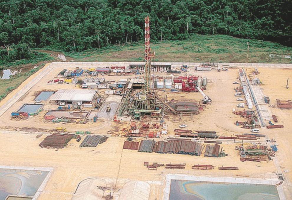 Un impianto dell'Eni in  Nigeria  –  Ansa