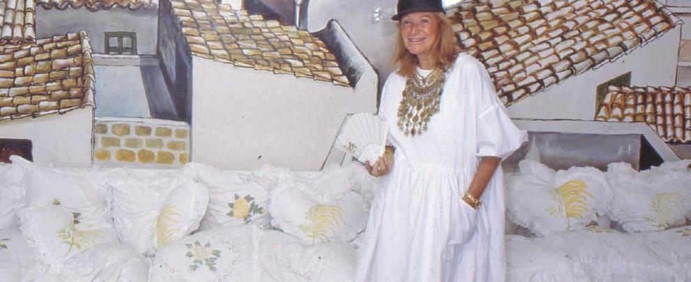 Marta Marzotto, addio a nostra signora dell'allegria