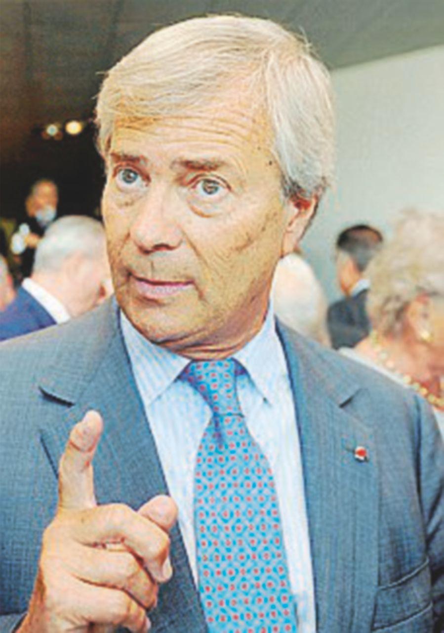 Bolloré contesta le stime sui conti di Mediaset Premium