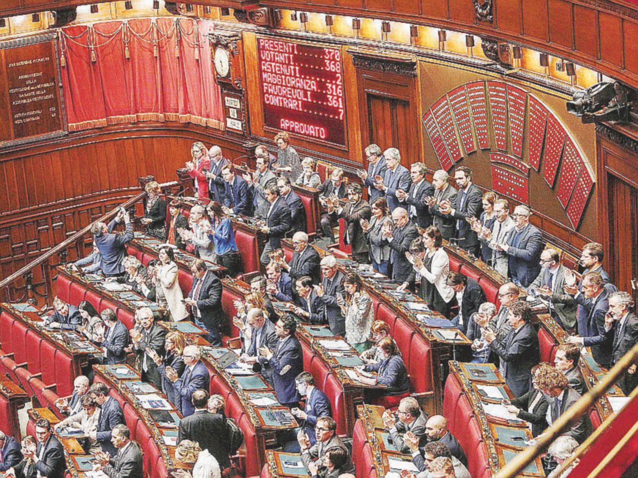 Bilanci d'estate: chi ha lavorato e chi no tra Camera e Senato