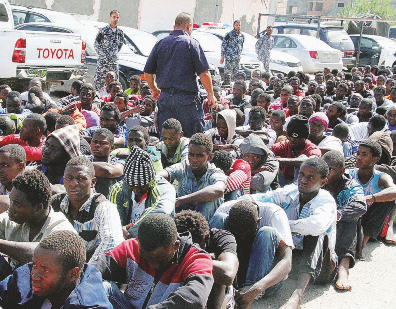 Non solo jihad, i soldati del Califfo investono sul traffico di esseri umani