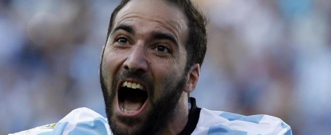 Calciomercato Juventus, Higuain nel mirino dei bianconeri – Video