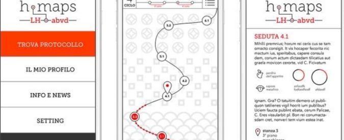 """Tumori, nasce H-Maps: l'infografica digitale progettata da una paziente. """"Se sai qual è la strada, la meta è più vicina"""""""