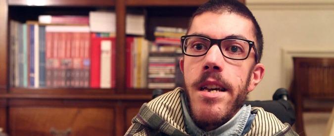 Disabili, Iacopo Melio contro recensione di un genitore su Tripadvisor. La Regione Valle d'Aosta gli offre una vacanza