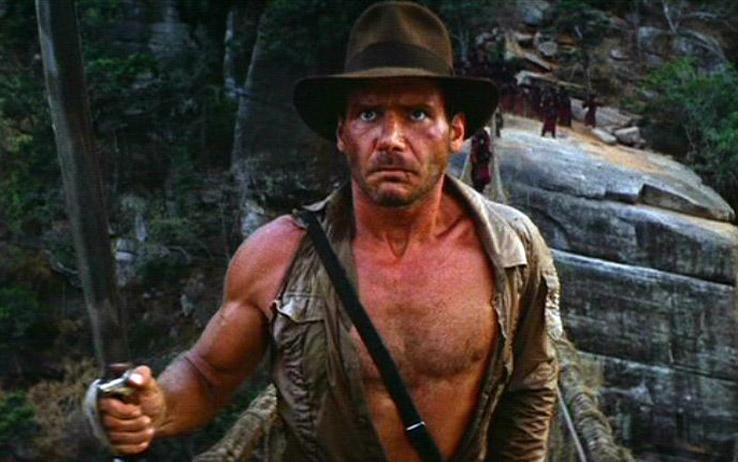 In Indiana Jones