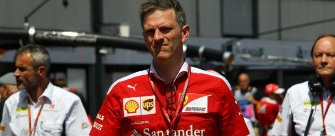 Crisi Ferrari in F1, lascia il direttore tecnico James Allison. Al suo posto Sergio Marchionne sceglie Mattia Binotto