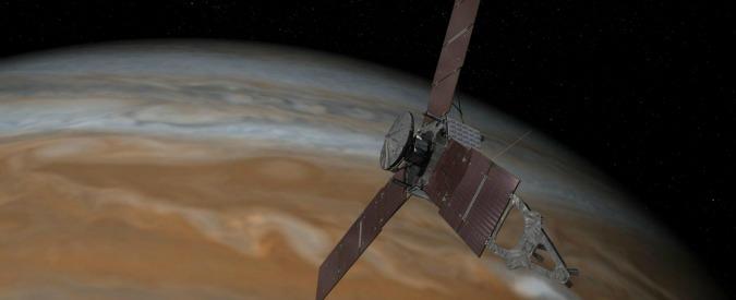 La sonda Juno incontra Giove. Studierà il pianeta come mai si era fatto prima
