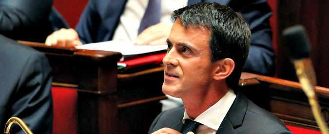 """Francia, l'ex premier Valls non sarà candidato con Macron. En Marche: """"Non abbiamo la vocazione al riciclaggio"""""""