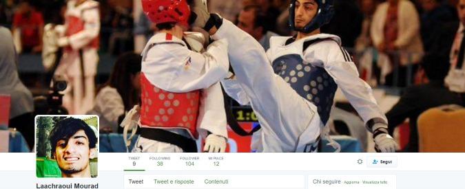 Olimpiadi Rio 2016: Mourad Laachraoui, fratello di uno dei killer di Bruxelles, atleta di taekwondo per il Belgio