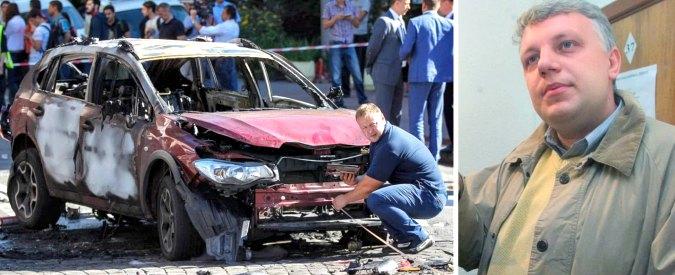 """Pavel Sheremet, giornalista ucciso a Kiev. Governo: """"Atto per destabilizzare Paese"""""""