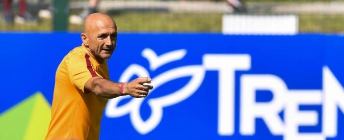 """Roma, Luciano Spalletti: """"Brava Juve, ti godrai Pjanic. La società saprà sostituirlo degnamente"""" – Video"""
