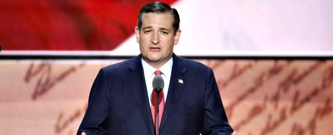 Usa 2016, Cruz non dà l'endorsement a Trump: fischiato. Repubblicani divisi