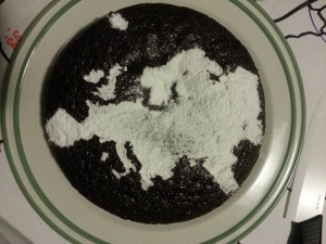 Torta Europa