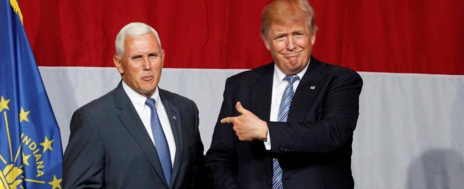 Elezioni Usa 2016, Trump ha scelto il suo vice. Obiezione di coscienza anti-gay e funerali per feti, ecco chi è Mike Pence