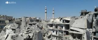 Siria, Aleppo come Sarajevo: dopo quattro anni di assedio 40mila morti e 300mila civili in trappola