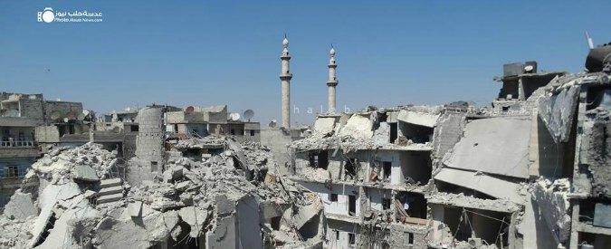 Siria, Aleppo come Sarajevo: dopo quattro anni di assedio 40mila morti e 300mila civili in trappola - 3/6