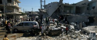 """Siria, Russia: """"Corridoi umanitari ad Aleppo per civili e guerriglieri"""". Assad promette amnistia a chi si arrende"""