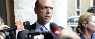 """Rai, Alfano contro i maxi stipendi: """"Il direttore generale non può guadagnare sei volte più del premier"""""""