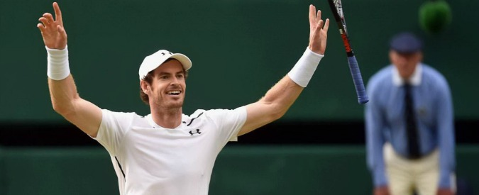 Wimbledon 2016, Andy Murray vince senza soffrire: Raonic battuto in tre set e in meno di tre ore – Video