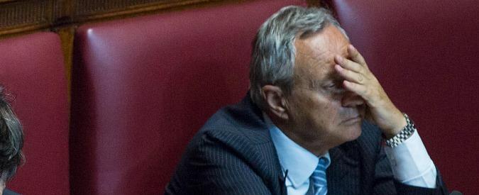 """Antonio Marotta, nelle carte il denaro al deputato Ncd. Che diceva: """"Volevo il Csm, altro che perdere tempo alla Camera"""""""