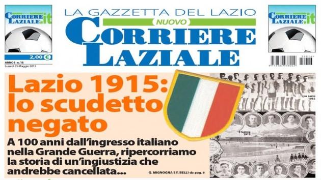 Scudetto 1914-15 tra Lazio e Genoa, Tavecchio: