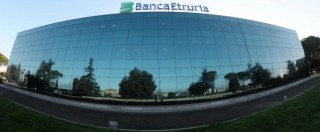 Banca Etruria, rinviati a giudizio per falso in prospetto l'ex presidente Fornasari e l'ex direttore generale Bronchi