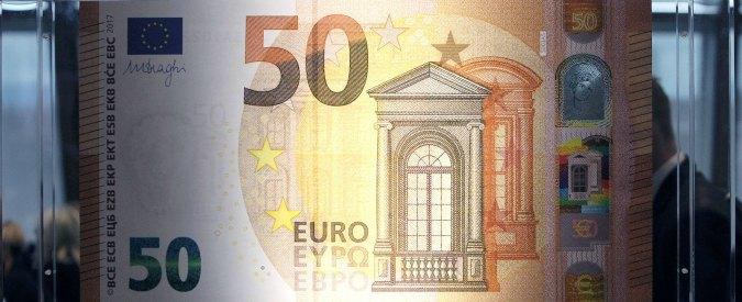 50 euro, presentata la nuova banconota: sarà in circolazione da aprile 2017