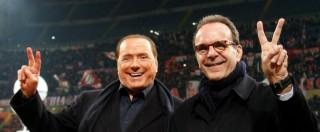 """Silvio Berlusconi contro tutti: """"No al referendum, a Renzi e al Pd. M5s? Non è in grado di governare niente"""""""