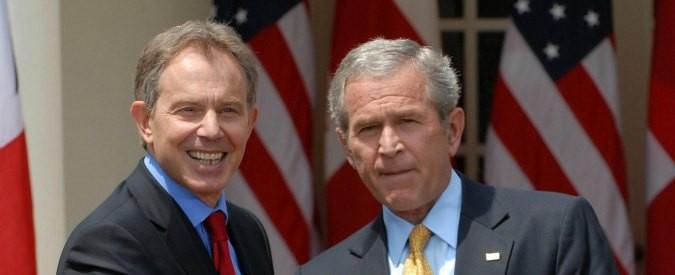 Guerra in Iraq, è possibile incriminare Blair e Bush alla Corte penale internazionale?