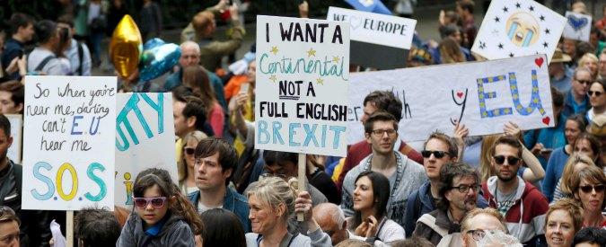 """Brexit, Camera dei Lord: """"Ci vorranno più di due anni per uscire dall'Ue"""""""