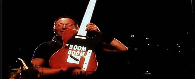 """Bruce Springsteen al Circo Massimo, """"Boom Boom"""" in una notte leggendaria"""
