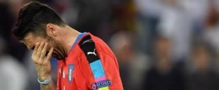 Italia-Germania, dopo i rigori si piange in diretta tv. Il cucchiaio mancato di Pellé e Zaza che sembra Fred Flinstone