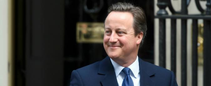 """Regno Unito, addio di Cameron tra humor e autoironia: """"Io ero il futuro, una volta"""""""