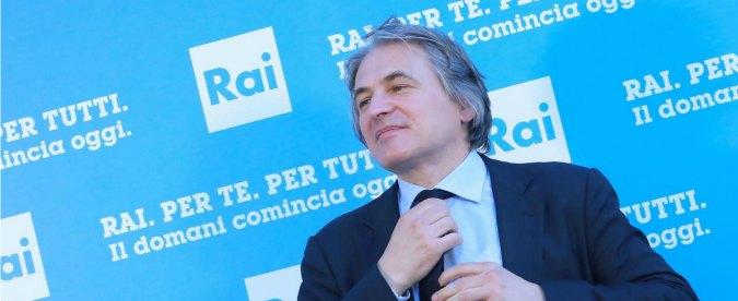 """Report, l'affondo dei renziani sulla Rai: nel mirino Campo Dall'Orto. Fico: """"Se lo sospendono, non paghiamo il canone"""""""