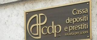Cdp, il governo mette le mani sulla cassaforte del risparmio postale. In attesa dell'accordo con Telecom sulla fibra